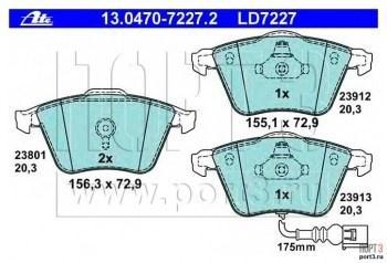 8j0698151f-ate-ceramic